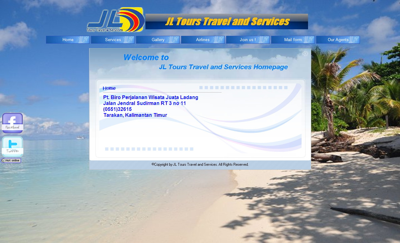 JL Tours and Travel